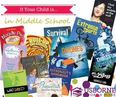 Best of Usborne for Middle Schoolers