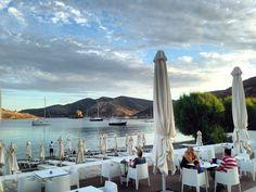 What's your favourite time of the day?  #patmosaktis #theionbar #grikospatmos