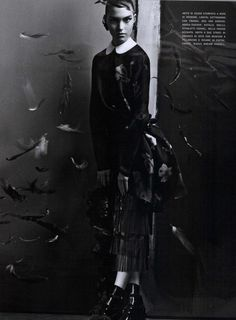 Creepy Fashion Editorials | Pictures Photo 1