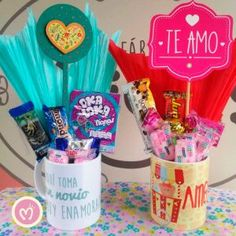 Get Well Gift Baskets, Mother's Day Gift Baskets, Get Well Gifts, Candy Bouquet Diy, Gift Bouquet, Eid Favours, Candy Birthday Cakes, Birthday Bouquet, Cute Presents