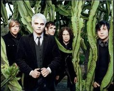 That really weird photo shoot they did in 2006...<<haha what they are literally standing in a cactus