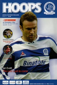 19 December 2005 v Queen's Park Rangers Lost 0-1