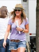 Jennifer Aniston Goes Braless In NYC — See Her Bold Fashion Statement
