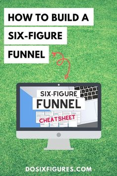 Want to build a profitable sales funnel? Get my six-figure funnel cheatsheet to see how six-figure bloggers set up their email sales funnels (free download).