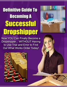 Buy Definitive Guide To Becoming A Successful Dropshipper by SoftTech and Read this Book on Kobo's Free Apps. Discover Kobo's Vast Collection of Ebooks and Audiobooks Today - Over 4 Million Titles! Craft Business, Online Business, Business Ideas, Make Money Online, How To Make Money, Change Email, How To Find Out, How To Become, What Works