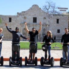 San Antonio Segway Tours by Segway Nation