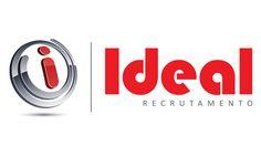 Logo Ideal Recrutamento