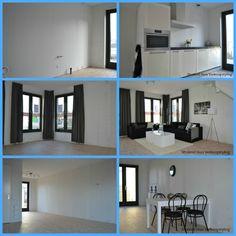Niemand hoeft meer een lege woning te verkopen. Laat je huis voordelig inrichten door Stralend Huis Verkoopstyling met kartonnen decor meubels van CUBIQZ