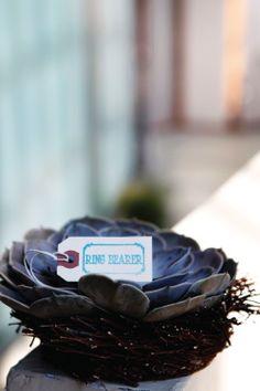 Monica and David « Hatch Creative Studio Rustic Wedding, Our Wedding, Dream Wedding, Wedding Ceremony, Wedding Ideas, Wedding Favors, Wedding Decorations, Wedding Rings, Tiffany Blue Weddings