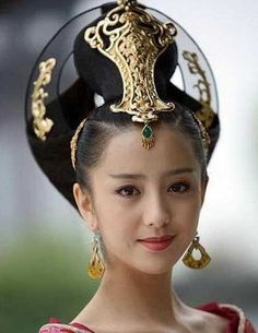 Chinese jewellery -  hair ornament