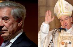 Vargas Llosa pide al Papa destituir al cardenal dominicano por racista