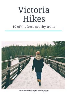 Our favourite hiking trails near Victoria Bc Canada, Victoria British Columbia, Backpacking Canada, Canada Travel, Victoria Island, Hiking Tips, Best Hikes, Day Hike, Vancouver Island