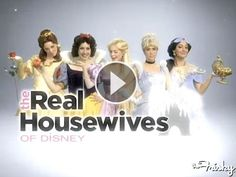 "SNL Introduces ""The Real Housewives Of Disney"""