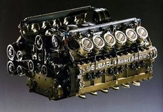 Subaru made a engine for Formula One but it was terrible V12 Engine, Motor Engine, Performance Engines, Race Engines, Ex Machina, Impreza, Formula One, Alfa Romeo, Cool Cars
