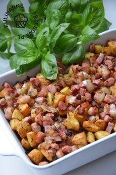 Oryginale i zdrowe pomysły na obiad! Na co masz dziś ochotę? Kung Pao Chicken, Potato Salad, Potatoes, Vegetables, Ethnic Recipes, Food, Potato, Essen, Vegetable Recipes