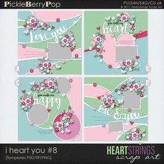 i heart you #8
