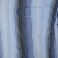 Carson Mutli Colour Stripe Short Sleeve Shirt by Carson
