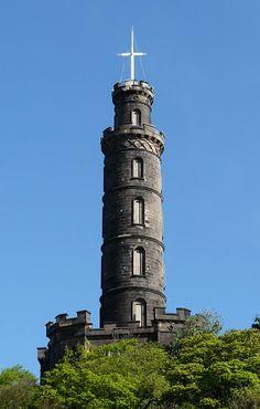 Edinburgh - REVIEW – Nelson Monument, Calton Hill, Edinburgh | Edinburgh Spotlight