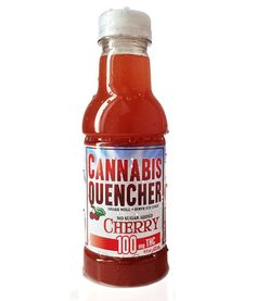 Release the coupon for Cannabis Quencher by Venice Cookie Company