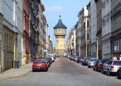 Wasserturm Nord (North water tower), Halle, Germany (source: wiki)