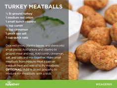 Meatballs are a common appetizer at almost every game-day party! Now you can enjoy them this weekend without all of the guilt. #Isagenix #BigGame #Recipes