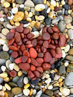 red heart  #stones