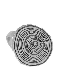 Amazon.com: Boma Sterling Silver Tree Ring: Jewelry
