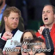 The Moment Wales Beat England