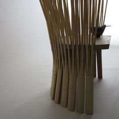 japanese bamboo chair like traditional indonesian chair design