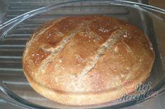 Extra jemný hrnkový chléb i pro začátečníky, který stačí jen zamíchat vařečkou. – RECETIMA Super, Top Recipes, Oven, Brot, Food Food, Cooking