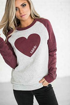 77477abd6 valentines, valentines apparel, valentines shirt, fashion, style, blonde,  ootd,