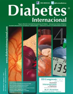 Revista Diabetes Internacional 2009 - 2012 disponible en Saber UCV