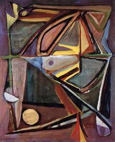 Zonder Titel, 1951, 145 x 106 cm, gouache, Saint-Paul, Fondation Marguerite et Aimé Maeght Bram Van Velde, Cinderella Suite, But Is It Art, Dutch Painters, Artist Painting, Gouache, Abstract Art, Vans, Paintings