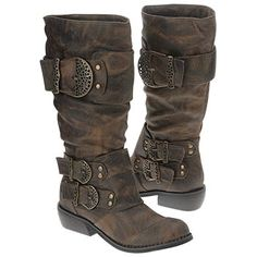 Two Lips Women's Warrior Boots - Boots