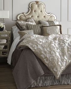 Horchow Bed linens