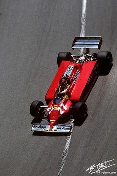 Villeneuve-G 1981 Monaco