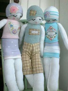 We Love Sock Dolls