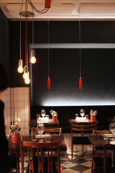 nook stockholm - Google Search Stockholm Food, Stockholm Restaurant, Stockholm Travel, Stockholm Sweden, Restaurant Interiors, Hostels, Baltic Cruise, Noodle Bar, Travel