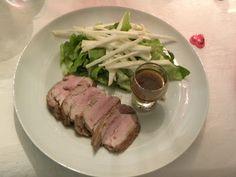 Filetto maiale in marinata piccante