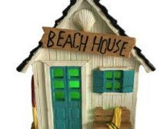 Image result for pictures of miniature beach houses