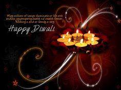 Diwali ki shubhkamnaye - 40+ Beautiful Happy Diwali Greeting Cards Designs and Backgrounds For Diwali 2014, With Lamps and Light Effect Backgrounds in Best Diwali Greeting Cards. #diwali #happydiwali #greeting