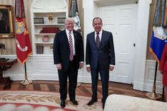 """Russian State Media Get Access To White House Meeting While U.S. Press Kept Out """"It's unprecedented,"""" says NBC's Andrea Mitchell."""