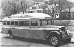 Vintage Motorcoach in Birmingham,AL