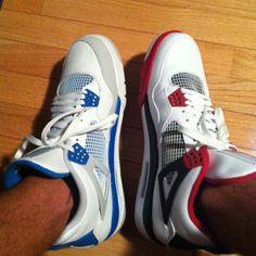 Air Jordan Retro IV #jordan #airjordan #sneakers