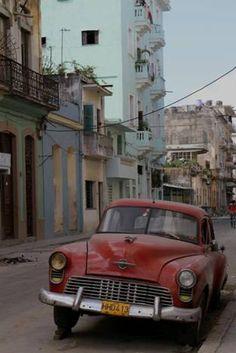City Streets - Havana, La Habana  Copyright: Renee Kraft