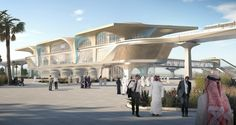 Qatar Integrated Railway Project - Courtesy of Methanoia