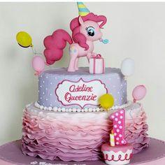 poney cake