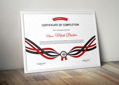 Best Certificate Design Templates: Awards, Gifts, & Diplomas for 2019 Certificate Layout, Certificate Of Achievement Template, Certificate Design Template, Award Certificates, Stationery Templates, Print Templates, Design Templates, Stationery Design, Certificate Of Appreciation