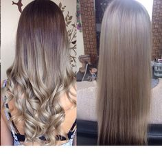 Need A New Look for Your Ombre Style? Go for Ash Blonde Ombre