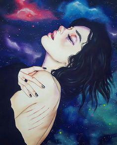 """Cosmic Sensations"" by Harumi Hironaka"